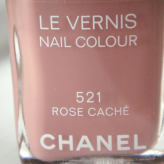 """Chanel """"Rose Caché"""""""