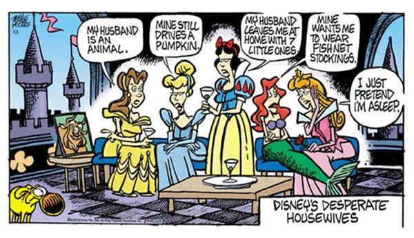 Disney - Desperate Housewife