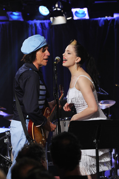 Imelda May and Jeff Beck