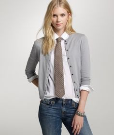jeans tie